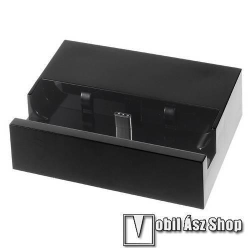 Asus ZenPad 3 8.0 (Z581KL) Asztali töltő / dokkoló - adatátviteli állvány, USB 3.1 Type C - FEKETE
