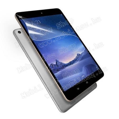 Képernyővédő fólia - Clear - 1db, törlőkendővel - Xiaomi Mi Pad 2 7.9