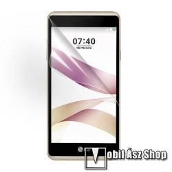 Képernyővédő fólia - Clear - 1db, törlőkendővel - LG X Skin