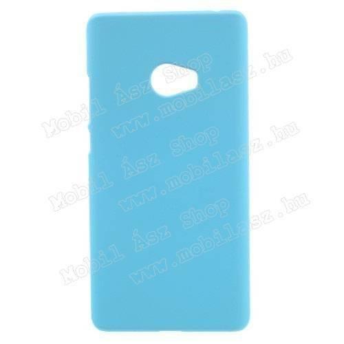 Műanyag védő tok / hátlap - Hybrid Protector - VILÁGOSKÉK - Xiaomi Mi Note 2