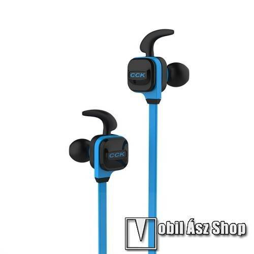 CCK SZTEREO SPORT bluetooth headset - KÉK   FEKETE - V4.1 28d3b976cf
