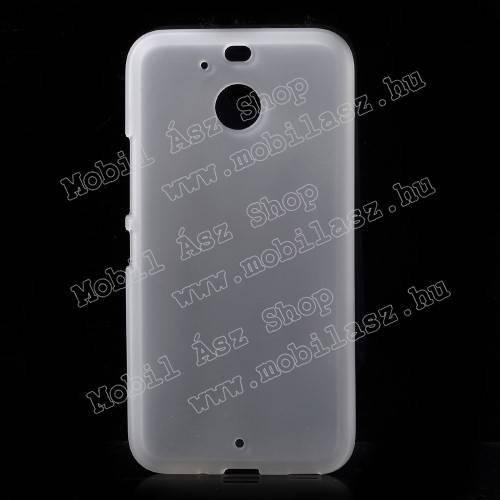 Szilikon védő tok / hátlap - FLEXI - FEHÉR - HTC 10 evo (Bolt)