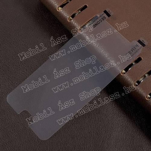 Képernyővédő fólia - HD Clear - 1db, törlőkendővel - NOKIA 6
