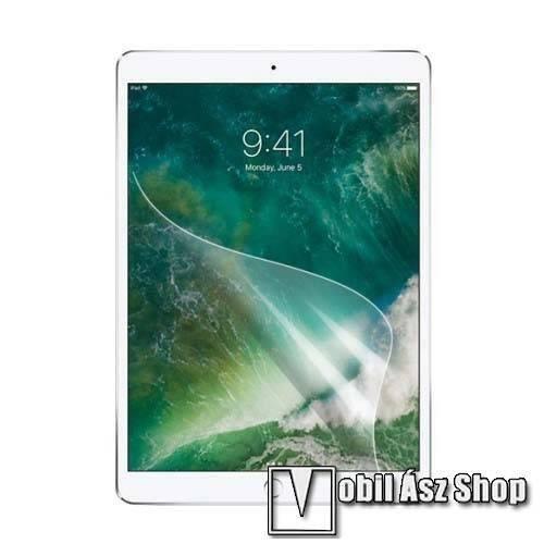 Képernyővédő fólia - HD Clear - 1db, törlőkendővel - APPLE iPad Pro 10.5 (2017) / APPLE iPad Air (2019)
