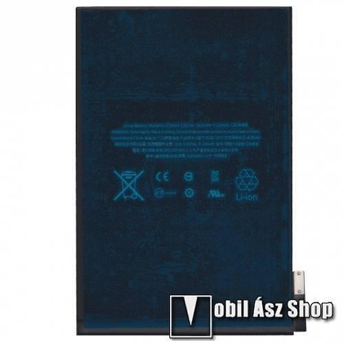 Akku 5124 mAh LI-ION - belső akku, beépítése szakértelmet igényel! - 020-00297 kompatibilis - APPLE iPad Mini 4