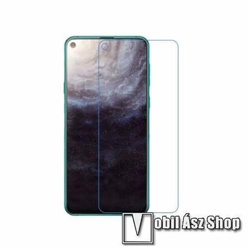 Képernyővédő fólia - Anti-glare - MATT! - 1db, törlőkendővel - SAMSUNG SM-G8870 Galaxy A8s