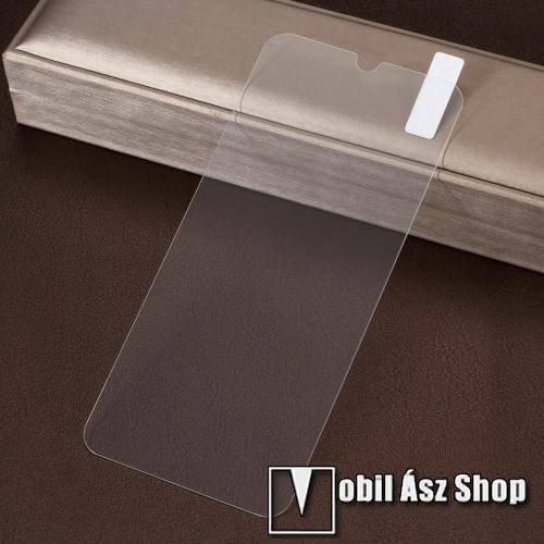 Előlap védő karcálló edzett üveg - 0,3 mm vékony, 9H, Arc Edge, A képernyő sík részét védi - Xiaomi Mi 9 / Xiaomi Mi 9 Explorer