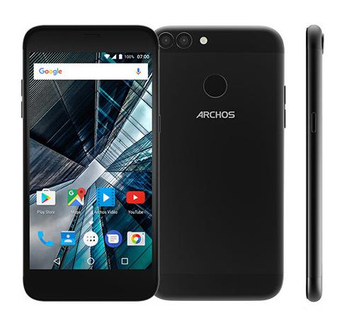 Ismerjük meg - ARCHOS Sense 50DC