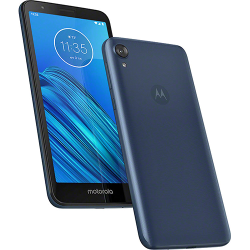 Ismerjük meg - Motorola Moto E6