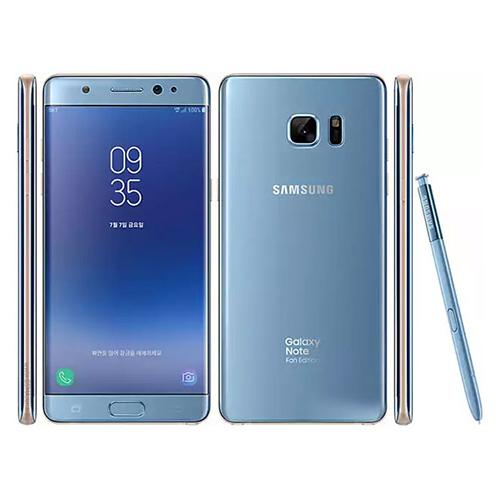 Ismerjük meg - SAMSUNG SM-N935F Galaxy Note FE