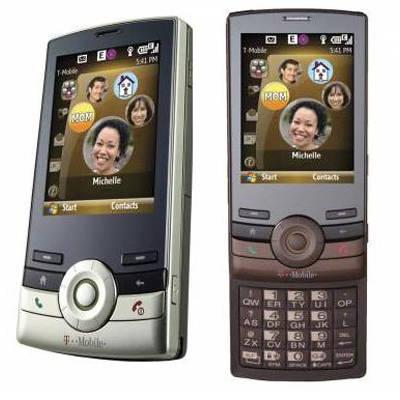 T-Mobile Shadow (HTC Kii 100/Juno)