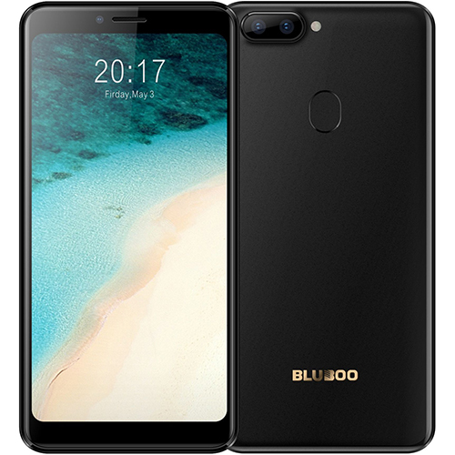 Ismerjük meg - Bluboo D6