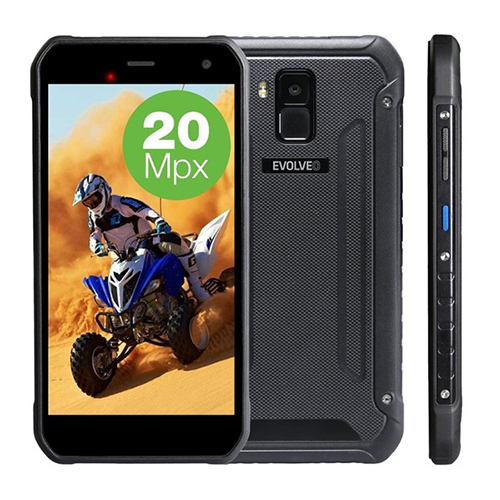 Ismerjük meg - Evolveo StrongPhone G8
