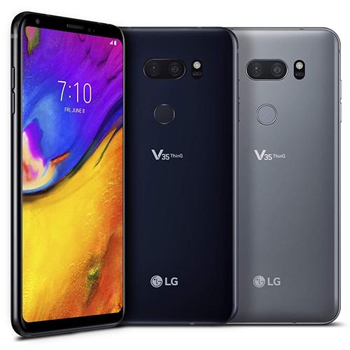 Ismerjük meg - LG V35 ThinQ