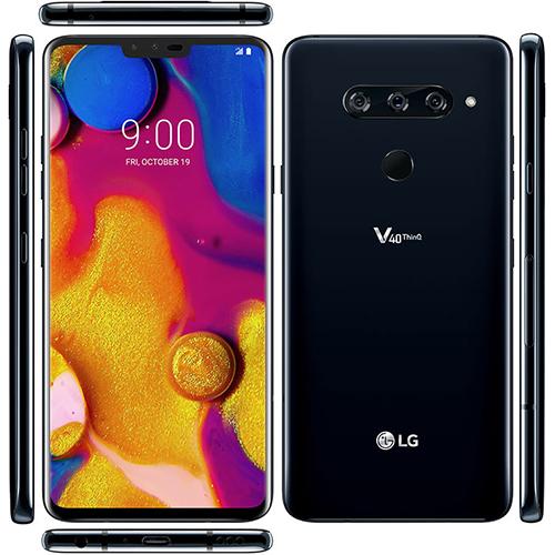 Ismerjük meg - LG V40 ThinQ