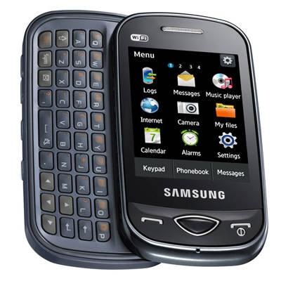 SAMSUNG GT-B3410W Chat