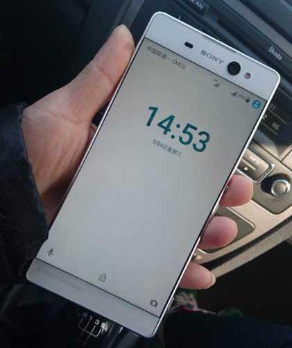 Itt az új SONY mobil az Xperia C6 Ultra