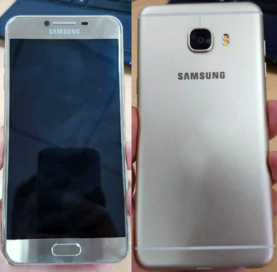 Képek szivárogtak ki a Galaxy C5-rõl