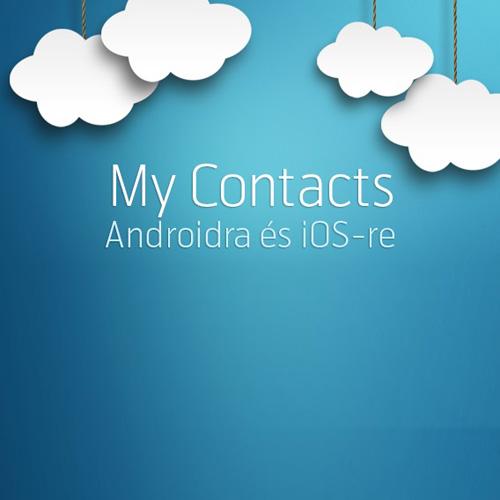 My Contacts - Soha többé elveszett telefonszámok