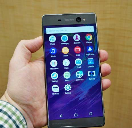 Bemutatták a Sony Xperia XA Ultrát