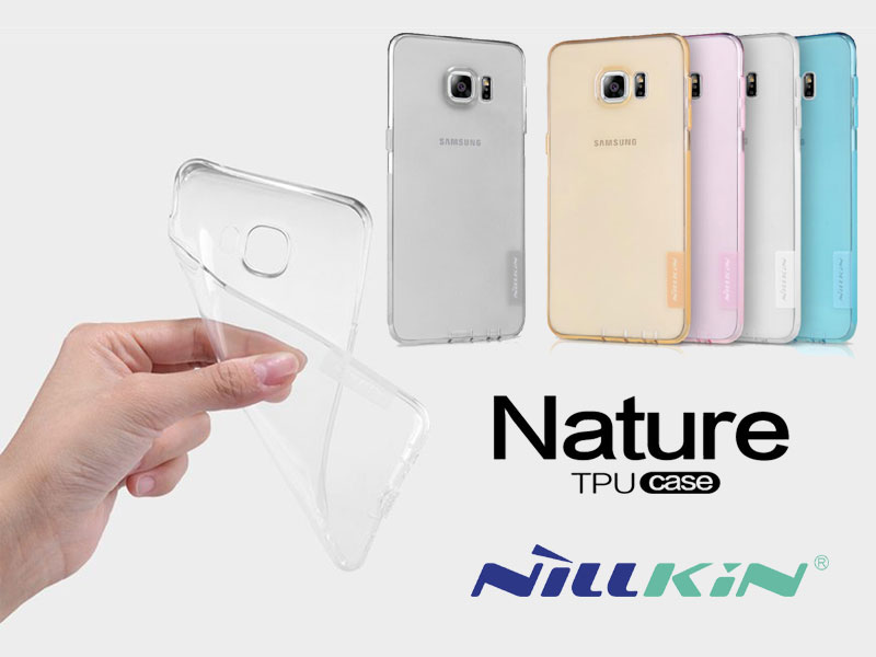 NILLKIN Nature Slim szilikon védőtok