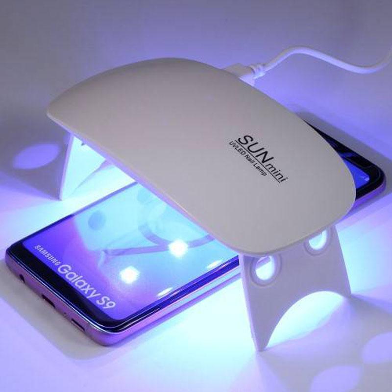 RURIHAI 3D Full Glue UV Liquid előlap védő karcálló edzett üveg