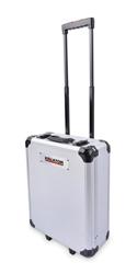 Tibi bácsi nem ajánlja a gurulós fém koffert mobiltelefon védelemhez