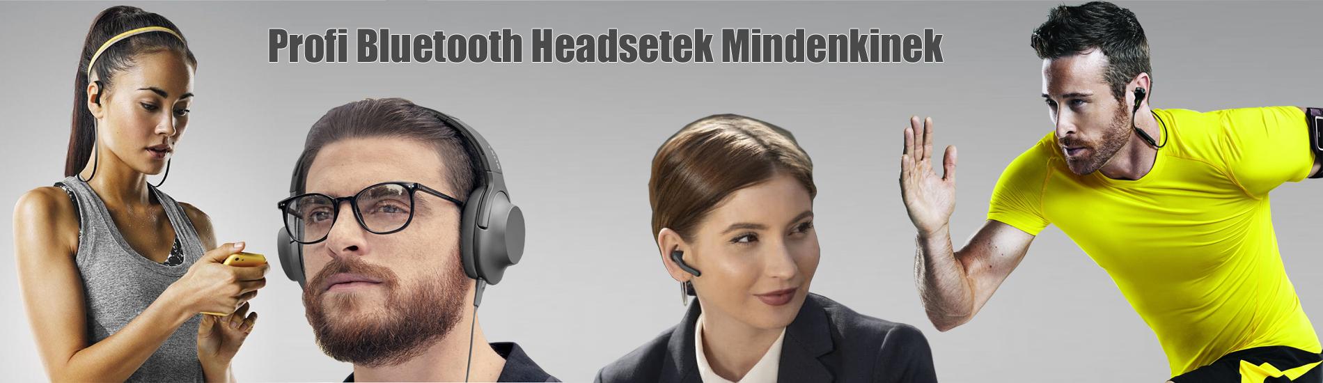 Bluetooth headset vásárlás