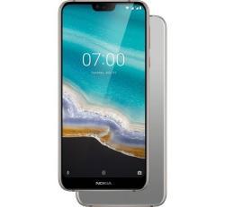 Nokia 7.1, Dual SIM, ezüst
