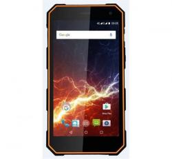 myPhone Hammer Energy , fekete-narancs