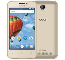 myPhone Pocket, arany